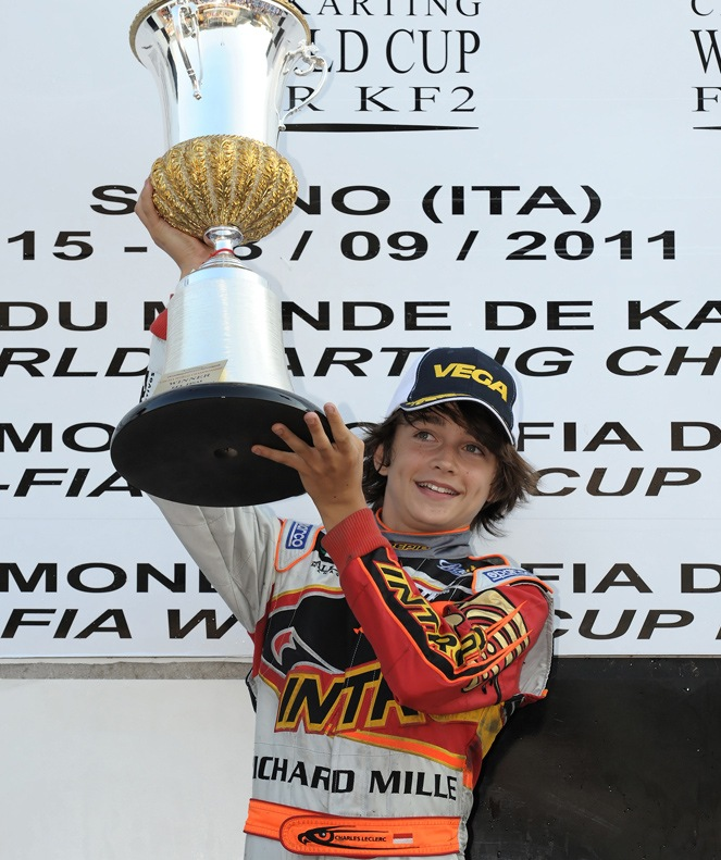 CIK-FIA KF3 World Champion