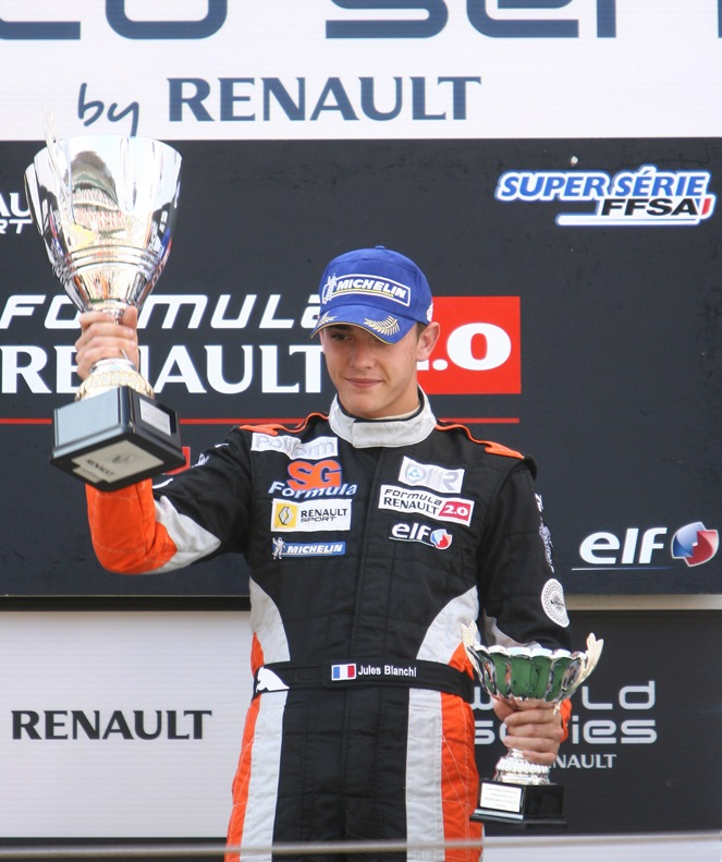 French Formula Renault Champion