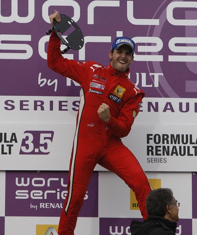 Formula Renault 3.5, 2nd