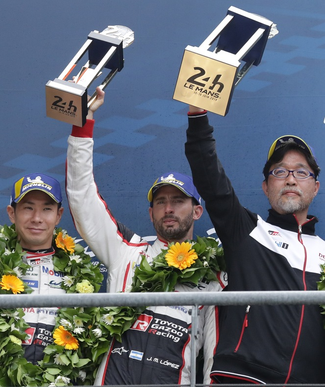 Le Mans 24 Hours, 2nd