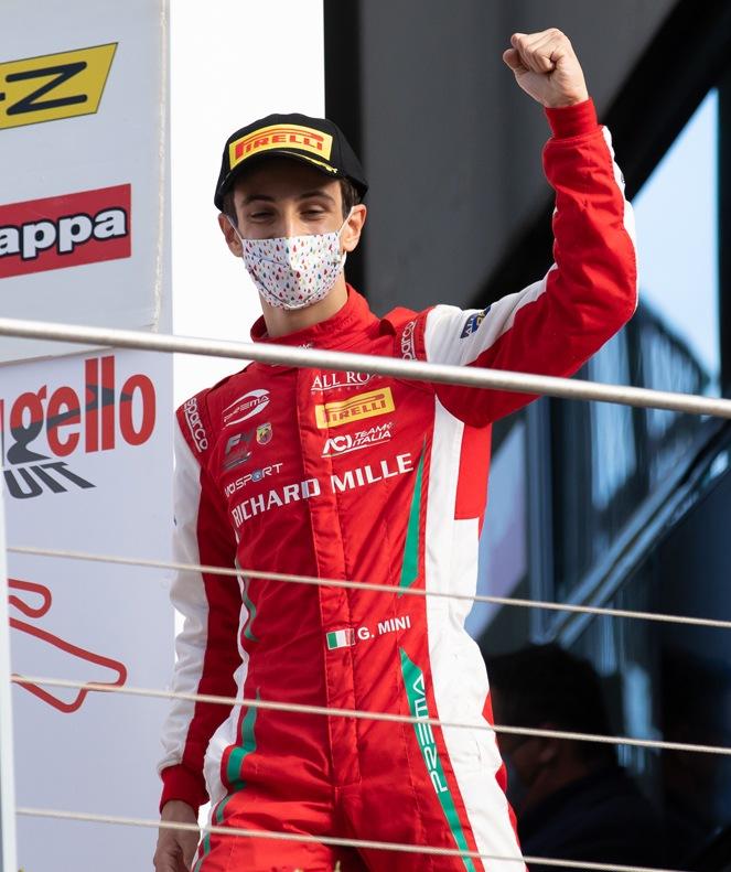 Italian F4, Champion