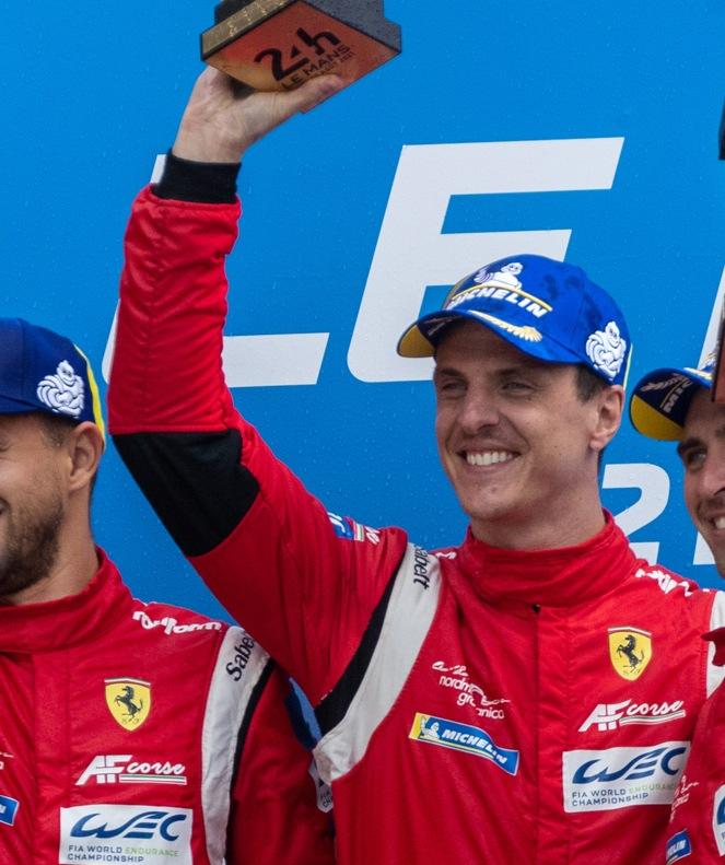 Le Mans 24 Hours, 1st